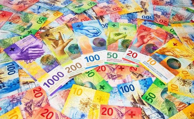 Banknoty w systemie monetarnym Szwajcarii – frank szwajcarski