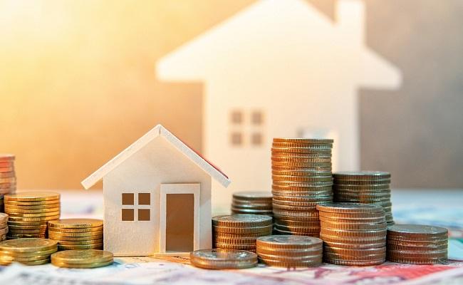 papierowy dom i monety