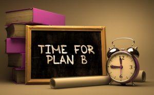 zegar plan b