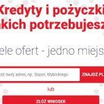 Fines operator bankowy screen ze strony