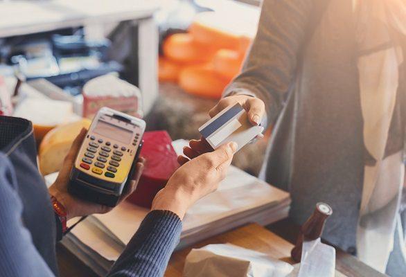 zakupy bez kodu pin terminal płatniczy i karta