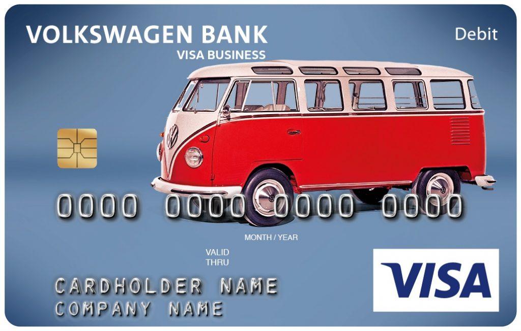 Plus Konto Biznes karta z ogórkiem