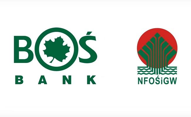 Kredyt Czyste Powietrze logo Banku Ochrony Środowiska