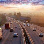 autostrada samochody