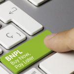 odroczone płatności w revolucie klawiatura z klawiszem BNPL
